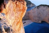 Boat trips to Shipwreck beach (Navagio) with Potamitis Bros