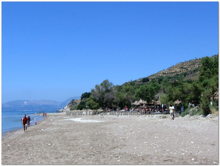 Daphne Beach - Vasilikos - Click Image to Close