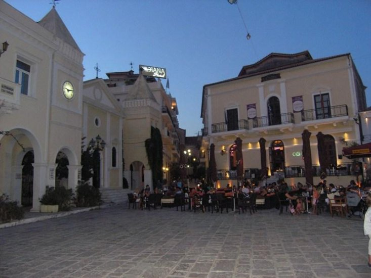 Casino Cafe bar | Zakynthos town - Click Image to Close