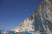 Base Jumping in Zakynthos