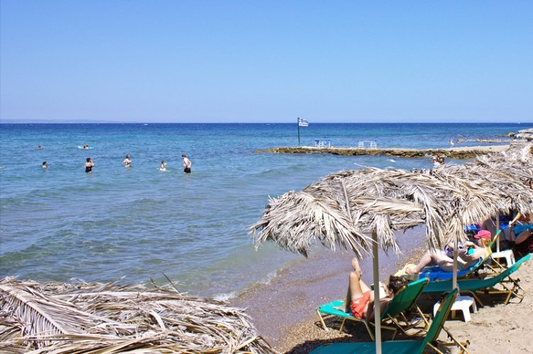 Porto Kaminia Beach Zakynthos, Vasilikos - Click Image to Close