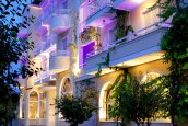 Palatino Hotel : Accommodation
