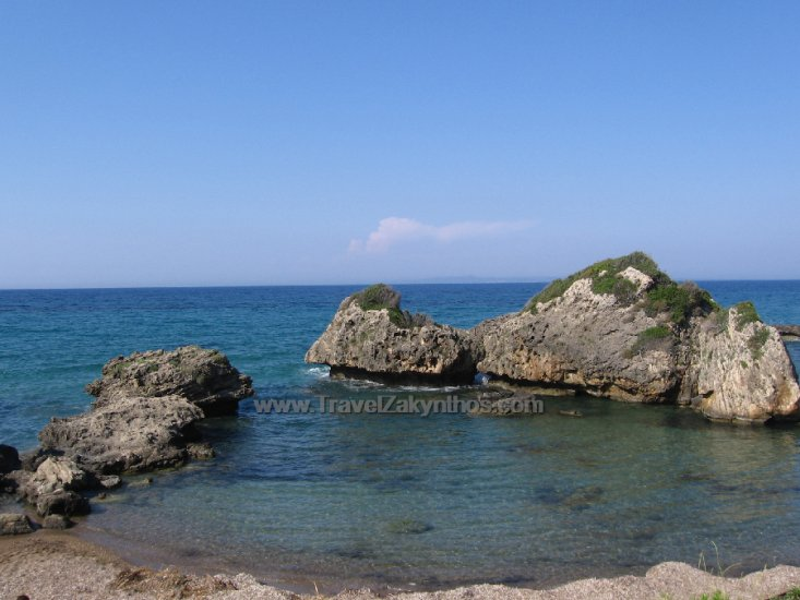 Porto Azzuro Beach - Vasilikos - Click Image to Close