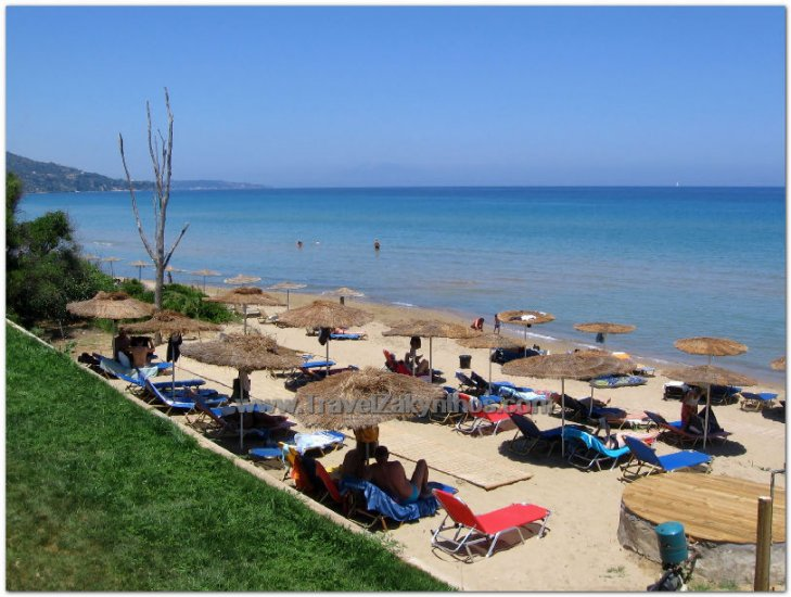 Ionion Beach - Vasilikos - Click Image to Close