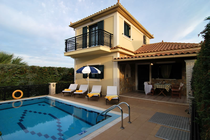 Kookis Village | Luxury Villas in Zakynthos