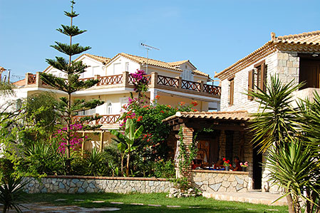 Seaside Apartments - Zante Keri