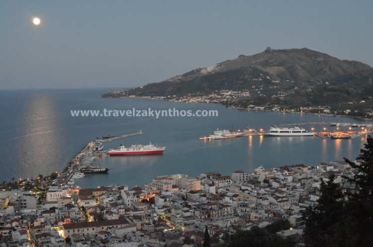 Bohali in Zante | Sightseeing Zakynthos - Click Image to Close