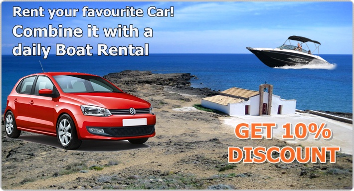 Rent a car Zakynthos cheap prices